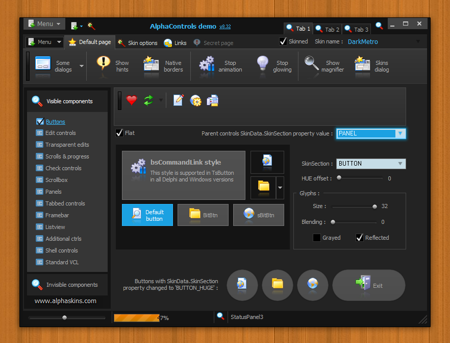 AlphaControls 2013 v8.33